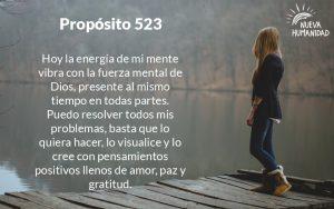 Nueva Humanidad Proposito Para Cada dia Proposito 523