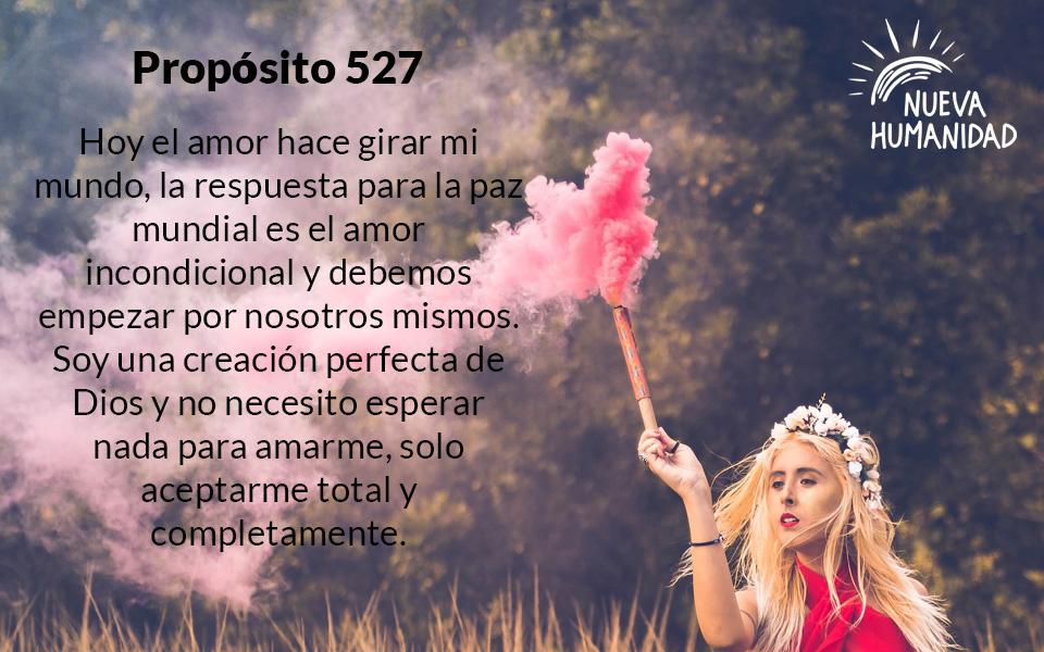 Propósito 527 Amor