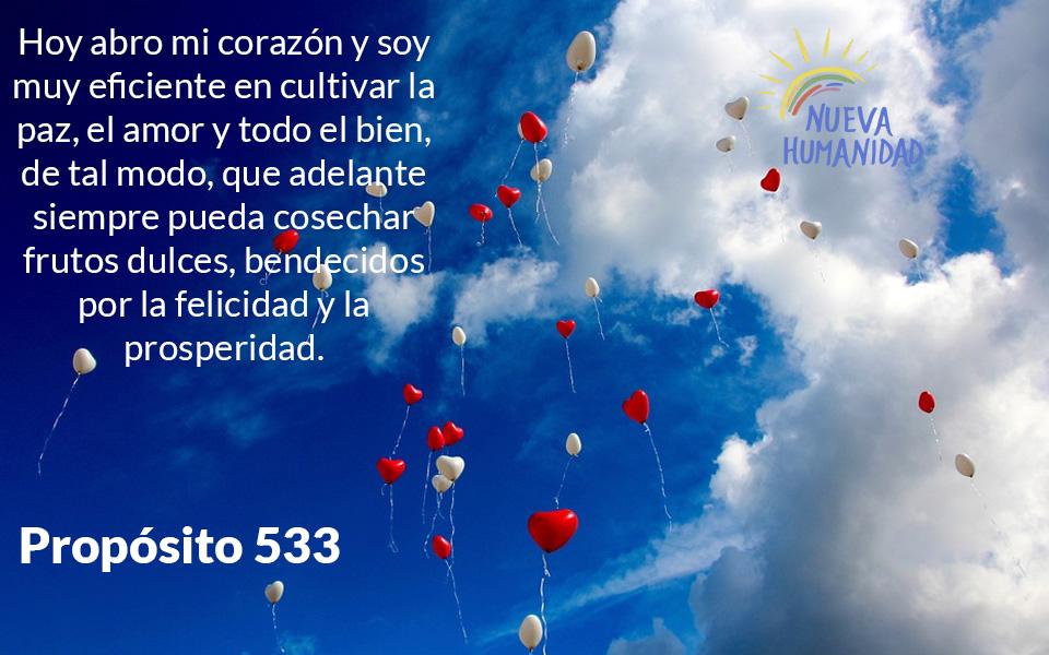 Propósito 533 Paz