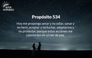 Nueva Humanidad Proposito Para Cada dia Proposito 534