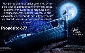 Nueva Humanidad Proposito Para Cada dia Proposito 677
