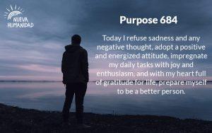 Nueva Humanidad Purpose 684