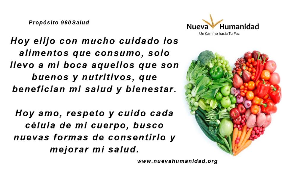 Propósito 980 Salud