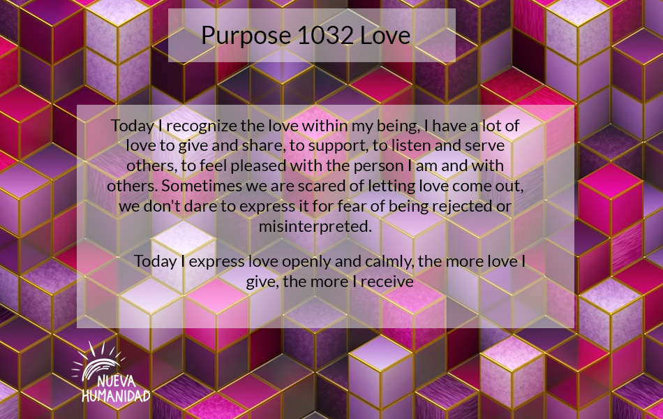 NH Purpose 1032 Love