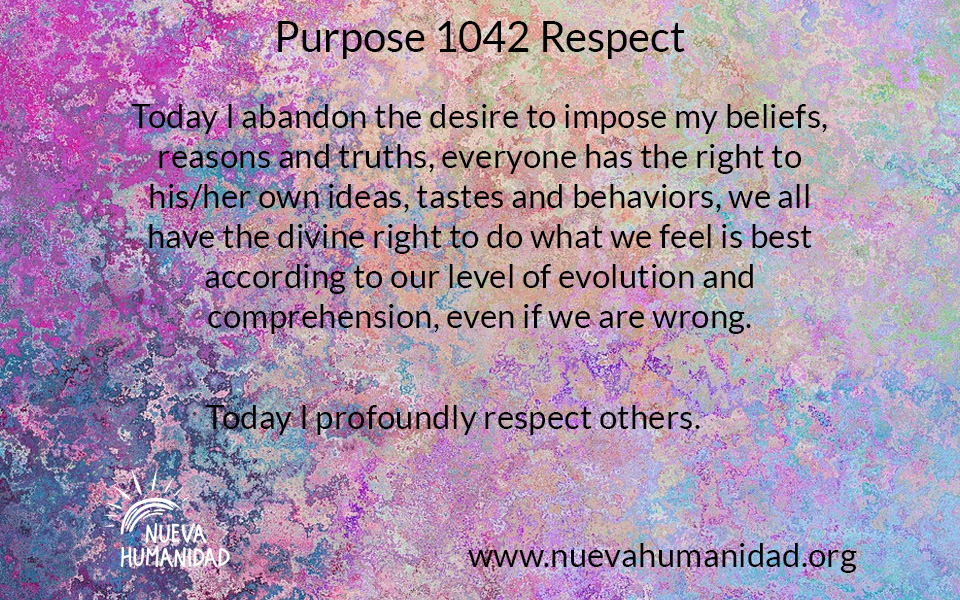 NH Purpose 1042 Respect
