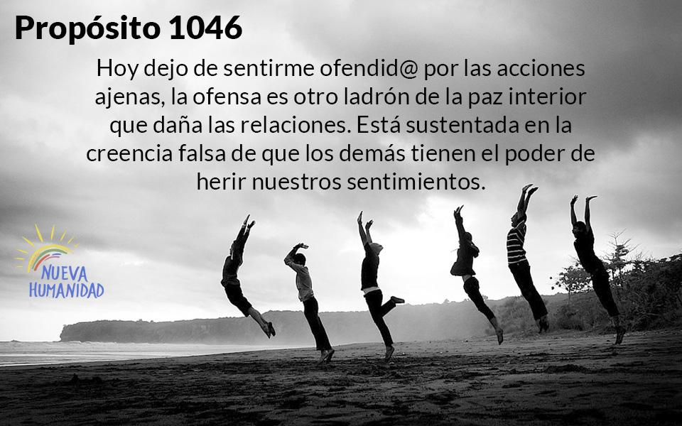 Propósito 1046 La Ofensa