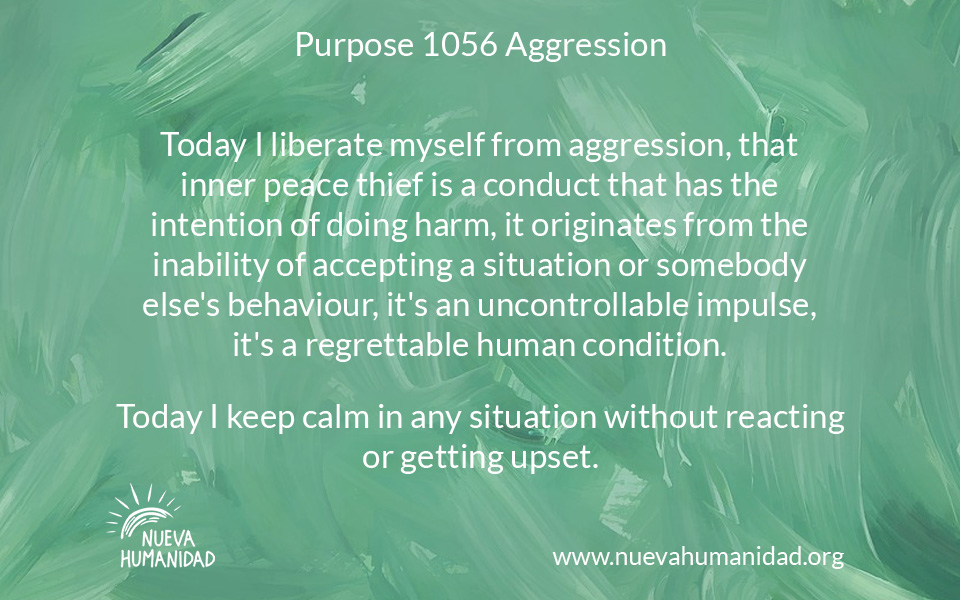 NH Purpose 1056 Aggression