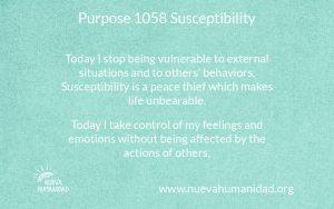 NH Purpose 1058 Susceptibility
