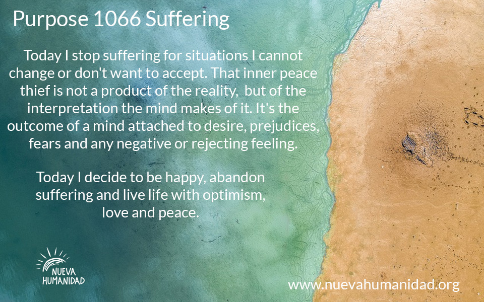 NH Purpose 1066 Suffering