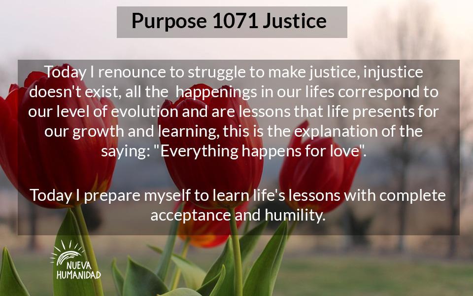 NH Purpose 1071 Justice