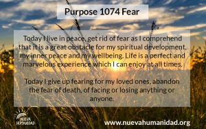 NH Purpose 1074 Fear