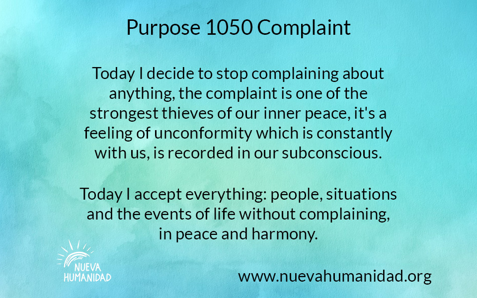 NH Purpose 1050 Complaint