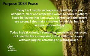 NH Purpose 1084 Peace
