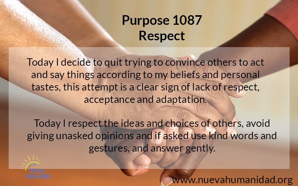 NH Purpose 1087 Respect