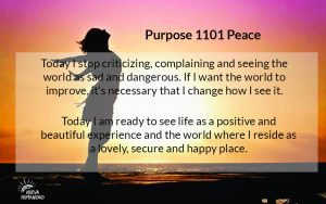 NH Purpose 1101 Peace