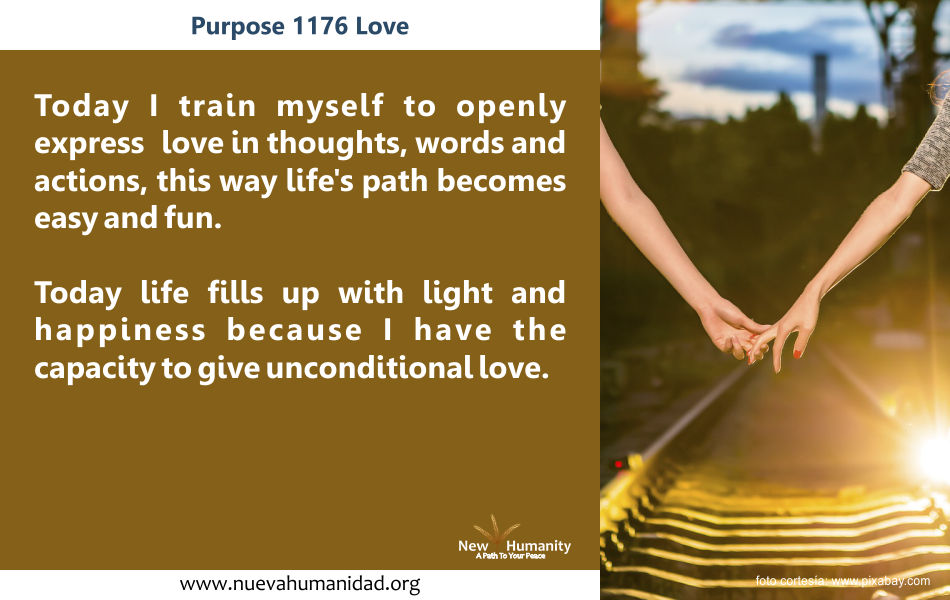 Purpose 1176 Love