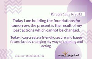 Purpose 1355 To Build