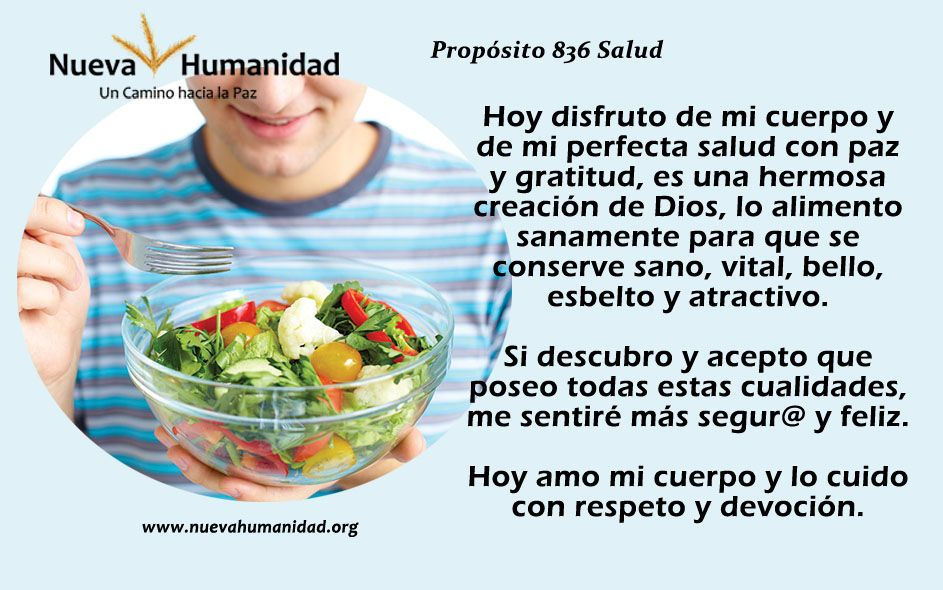 Propósito 836 Salud