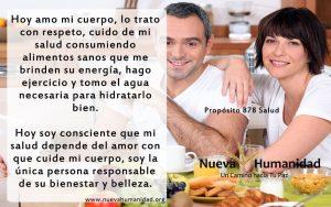 Propósito 878 Salud
