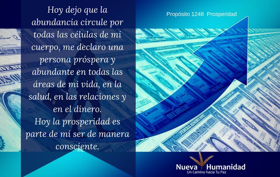 Propósito 1248 Prosperidad