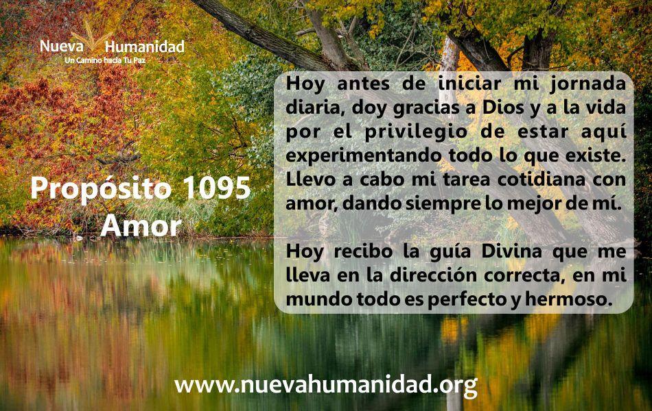 Propósito 1095 Amor