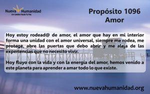 Propósito 1096 Amor