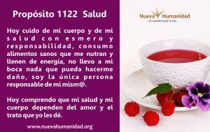 Propósito 1122 Salud