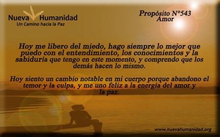 Propósito 543 Amor