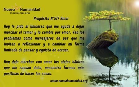 Propósito 577 Amor