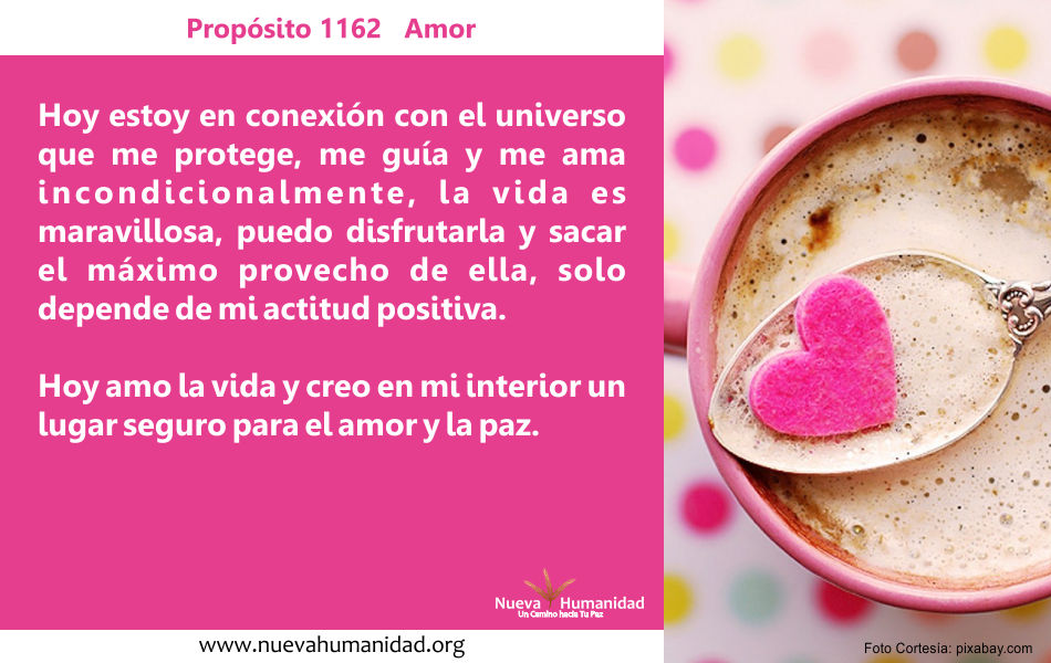 Propósito 1162 Amor