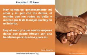 Propósito 1175 Amor