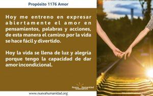 Propósito 1176 Amor