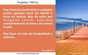 Propósito 1180 Paz