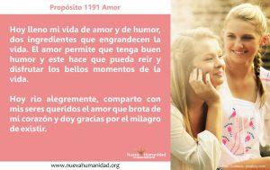 Propósito 1191 Amor