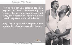 Propósito 1193 Amor