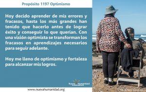 Propósito 1197 Optimismo