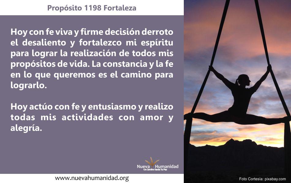 Propósito 1198 Fortaleza