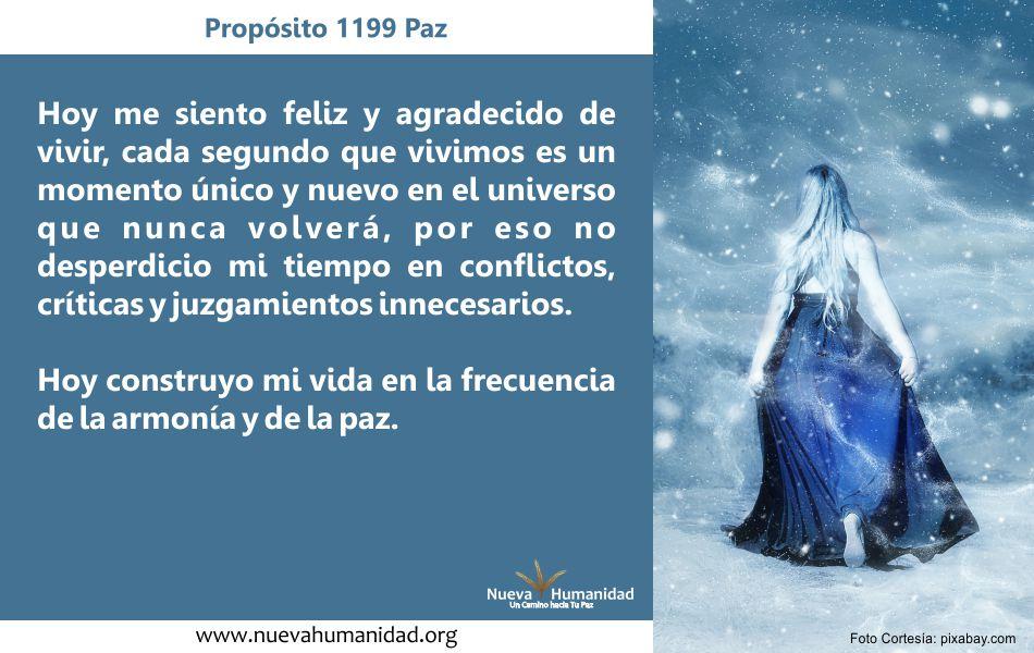 Propósito 1199 Paz