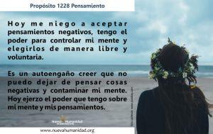 Propósito 1228 Pensamiento