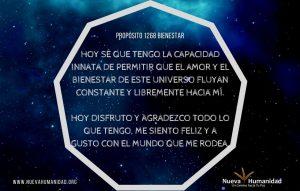 Propósito 1268 Bienestar
