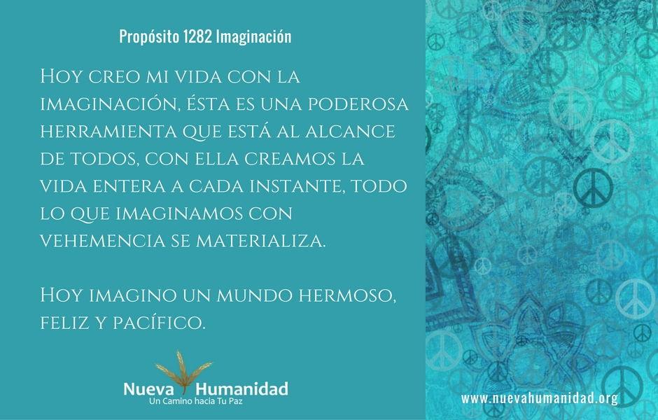 Propósito 1282 Imaginación