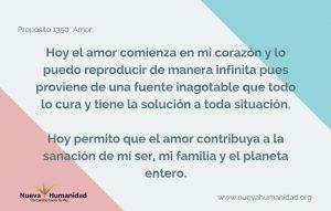 Propósito 1350 Amor