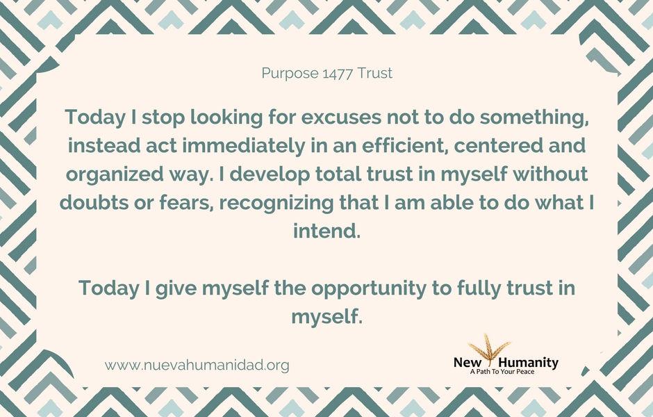 Purpose 1477 Trust