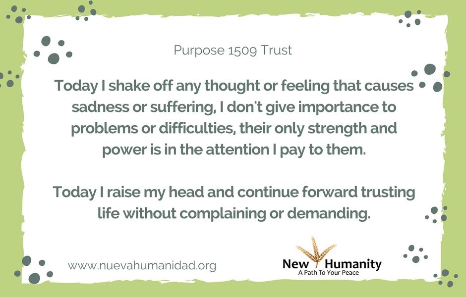 Purpose 1509 Trust