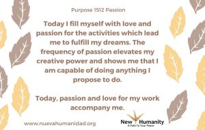 Purpose 1512 Passion