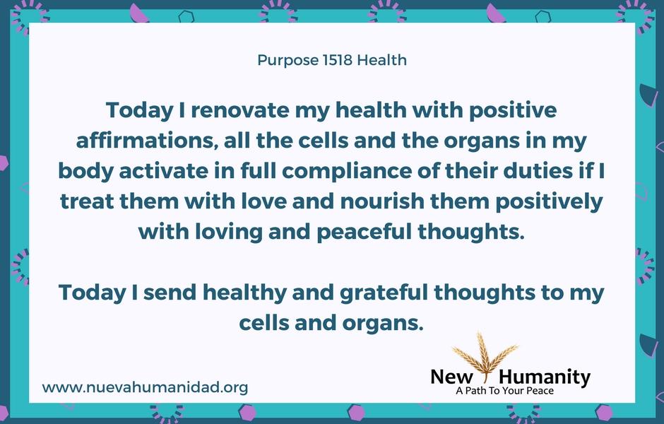Purpose 1518 Health