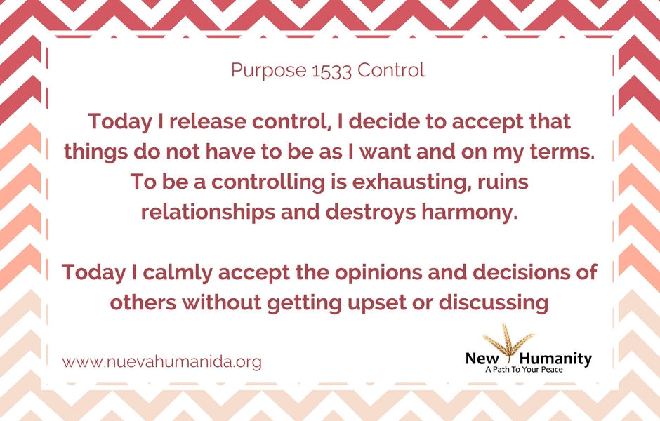 Purpose 1533 Control