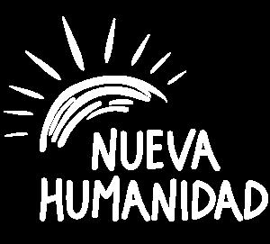 Logo blanco | Nueva Humanidad
