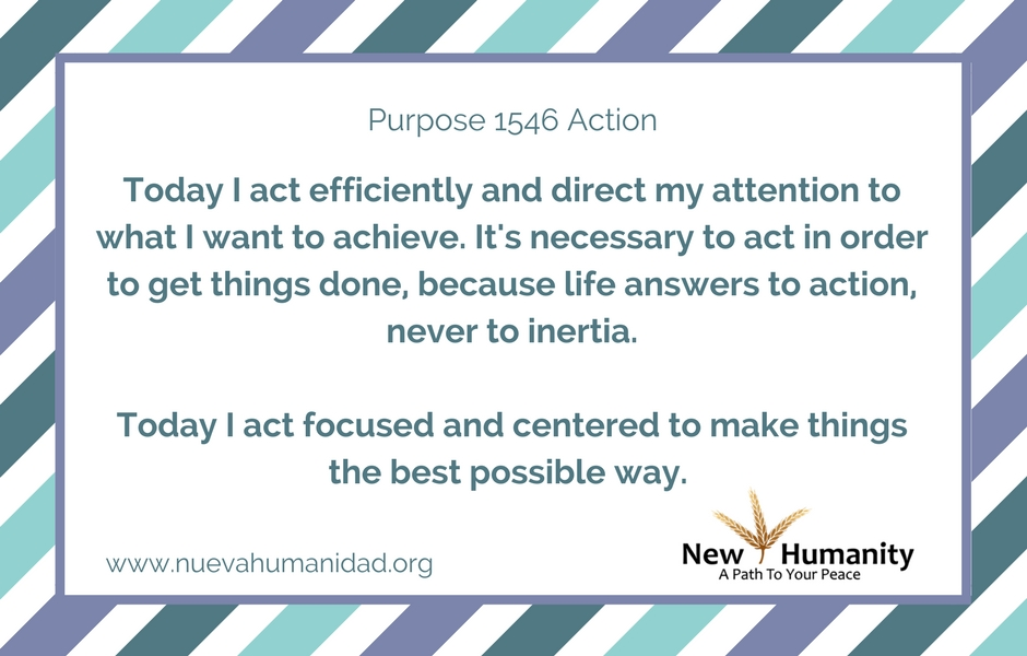 Purpose 1546 Action