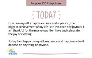Purpose 1555 Happiness